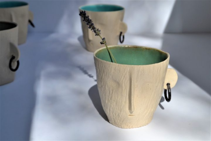 Earring Mug Πράσινο Της Σουμάτρα