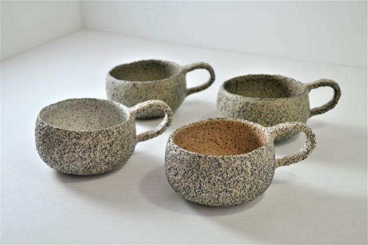 Stone Cup ceramic