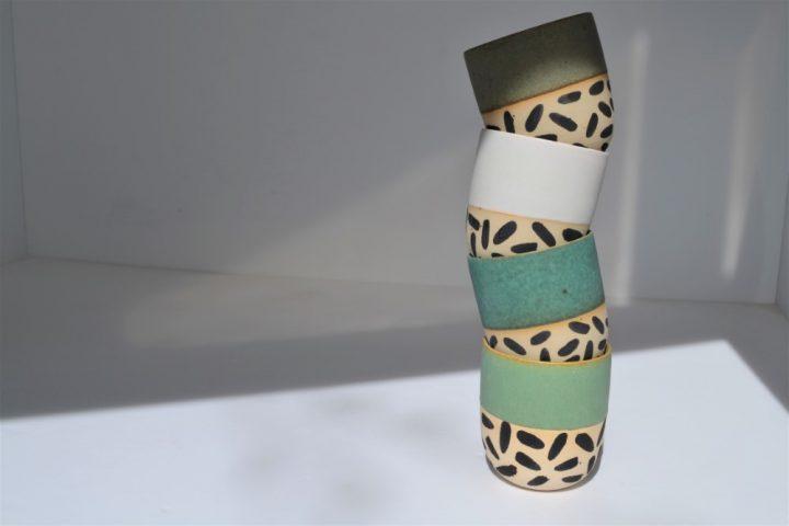 Memphis Love Cup ceramic