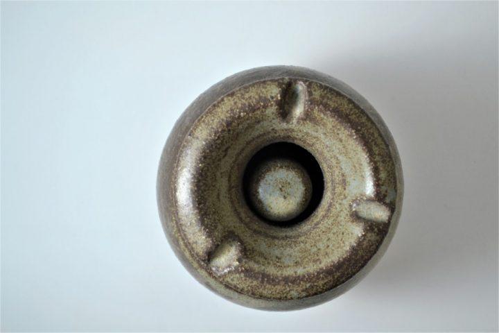Ashtray Blue Grey ceramic