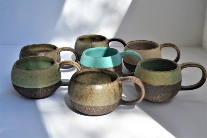 Round Cup ceramic