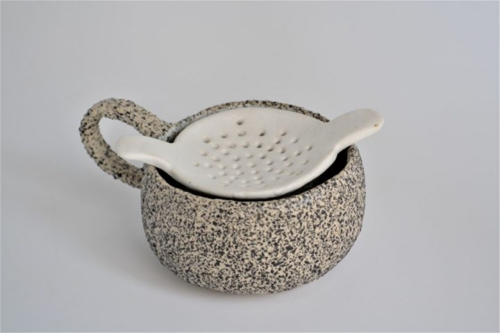 Tea Strainer ceramic