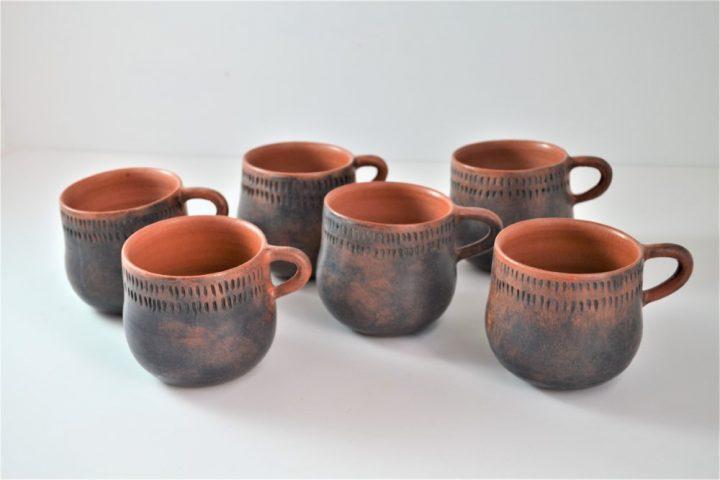 Kypello Cup Terracotta ceramic