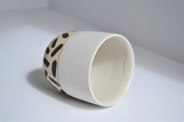 Memphis Love Cup Ice ceramic