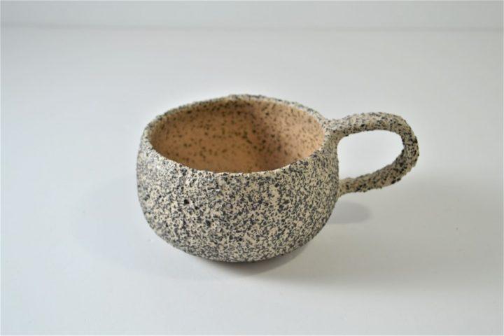 Stone Cup Sand ceramic