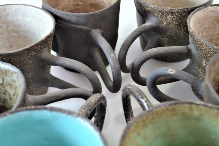Face Mug ceramic