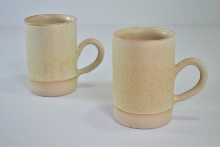 Tube Cup Sand ceramic