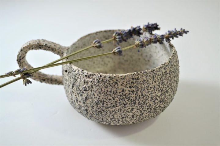 Stone Cup Ice ceramic