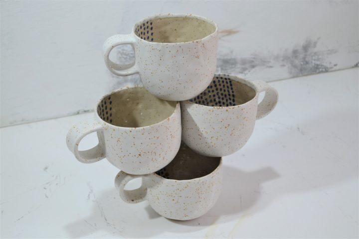Dot Cup ceramic